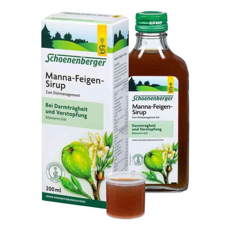 Manna-feigen-sirup Schoenenberger bei apotheke.at bestellen