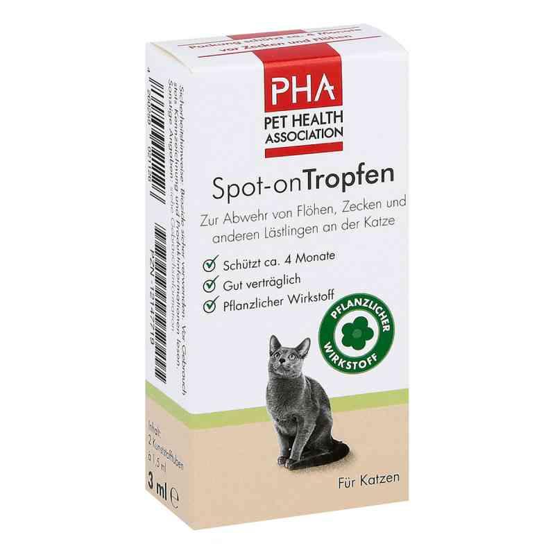 Pha Spot-on Tropfen für Katzen   bei apotheke.at bestellen
