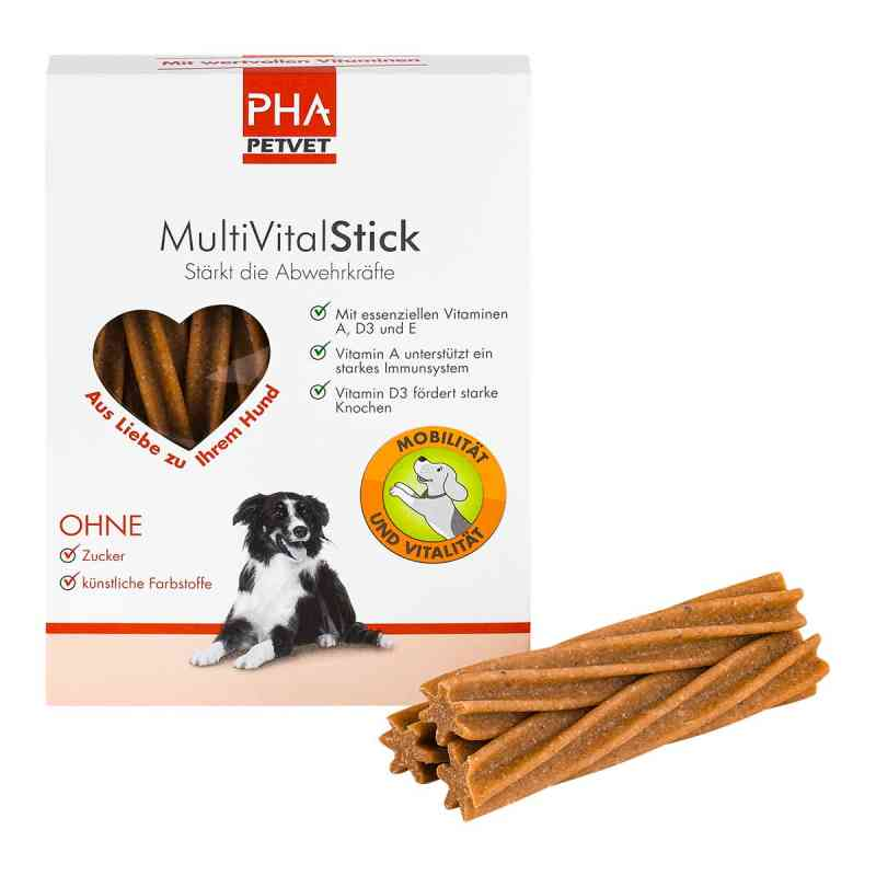 Pha Multivitalstick für Hunde   bei apotheke.at bestellen