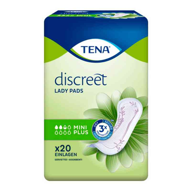 Tena Lady Discreet Einlagen mini plus  bei apotheke.at bestellen