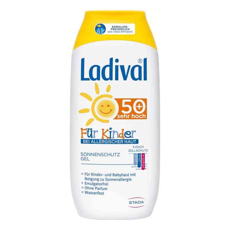 Ladival Kinder Sonnengel allergische Haut Lsf 50+ bei apotheke.at bestellen