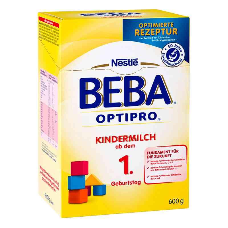Nestle Beba Optipro Kindermilch ab dem 1. Geburtstag plv. bei apotheke.at bestellen