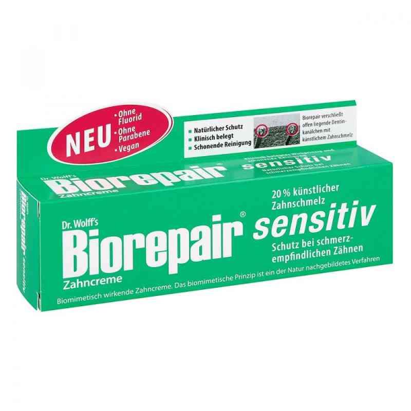 Biorepair Zahncreme sensitiv  bei apotheke.at bestellen