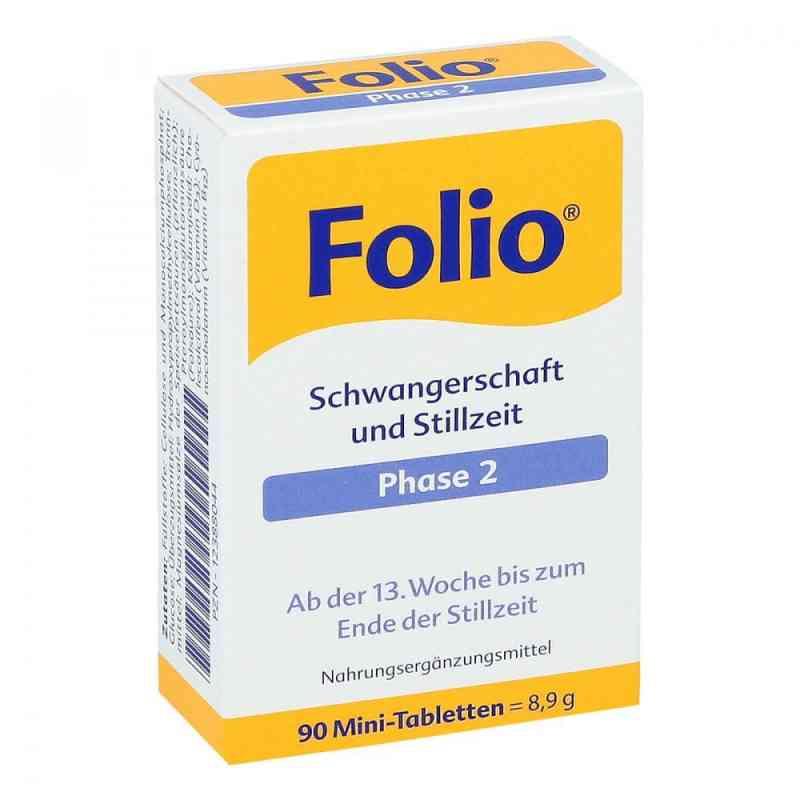 Folio 2 Filmtabletten bei apotheke.at bestellen