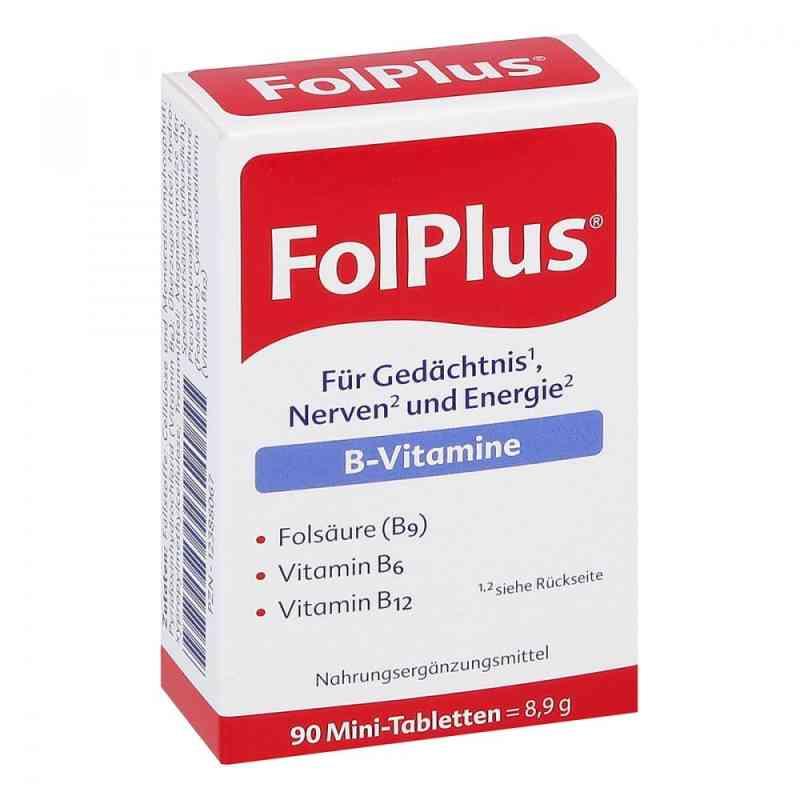 Folplus Filmtabletten bei apotheke.at bestellen