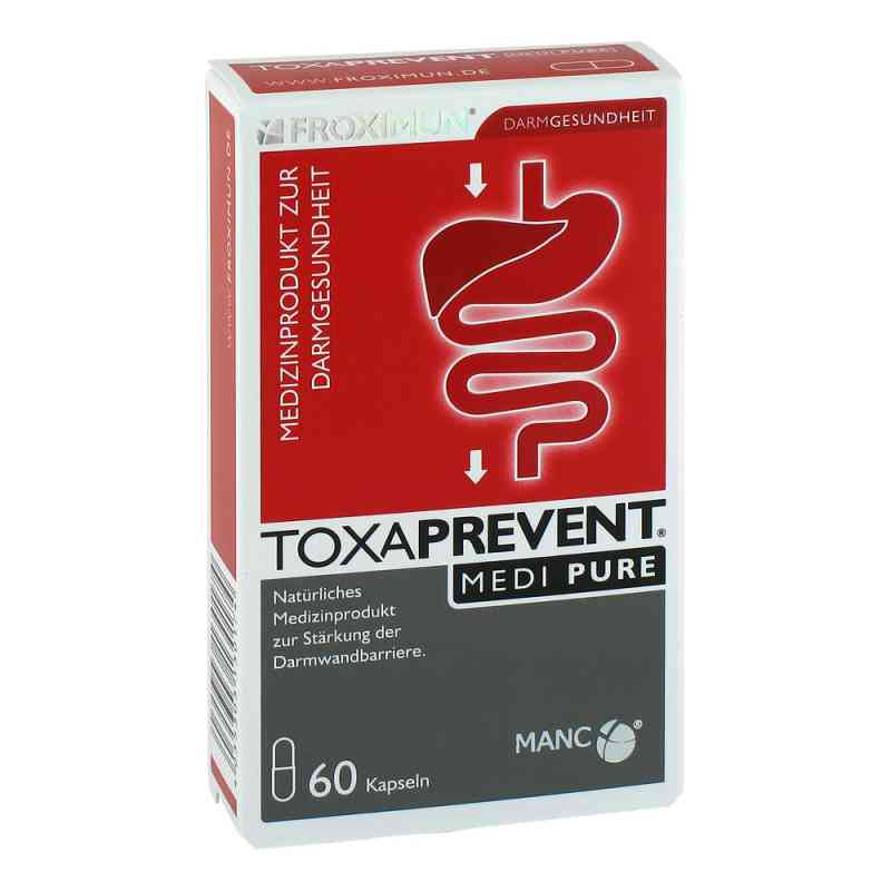 Froximun Toxaprevent medi pure Kapseln bei apotheke.at bestellen