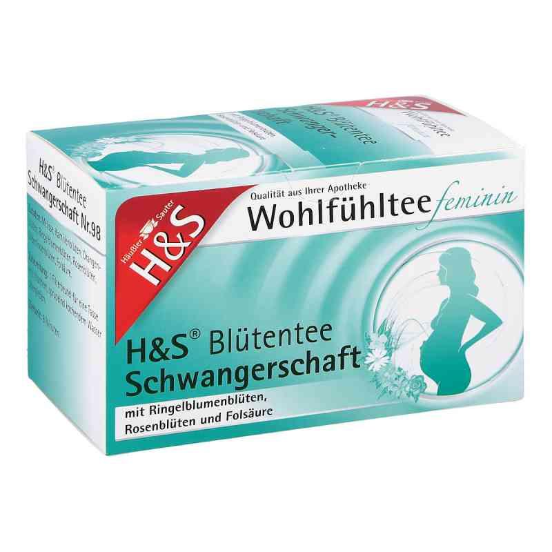 H&s Schwangerschaft Blütentee Filterbeutel  bei apotheke.at bestellen