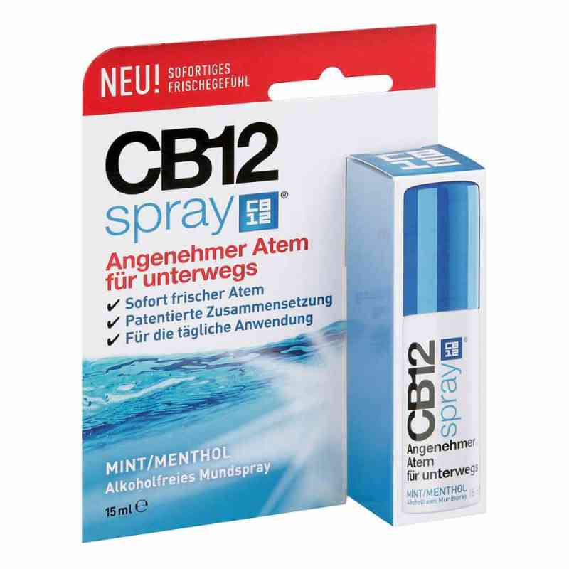 Cb12 Spray bei apotheke.at bestellen