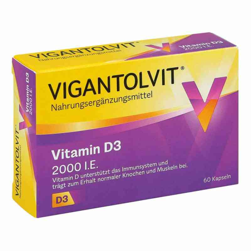 Vigantolvit 2000 I.e. Vitamin D3 Weichkapseln bei apotheke.at bestellen