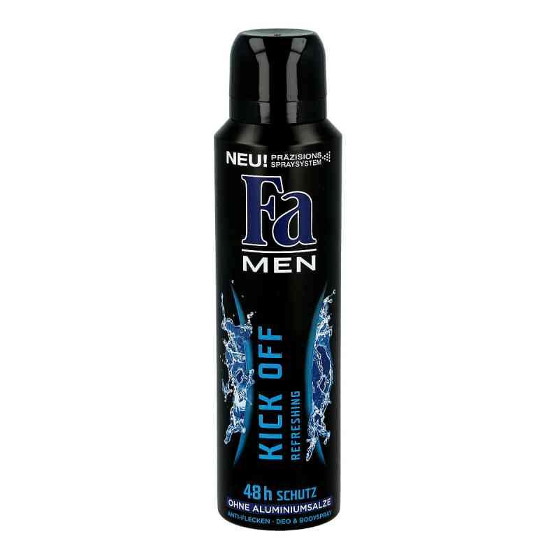 Fa Deo Spray Men Kick Off Refreshing 48h  bei apotheke.at bestellen