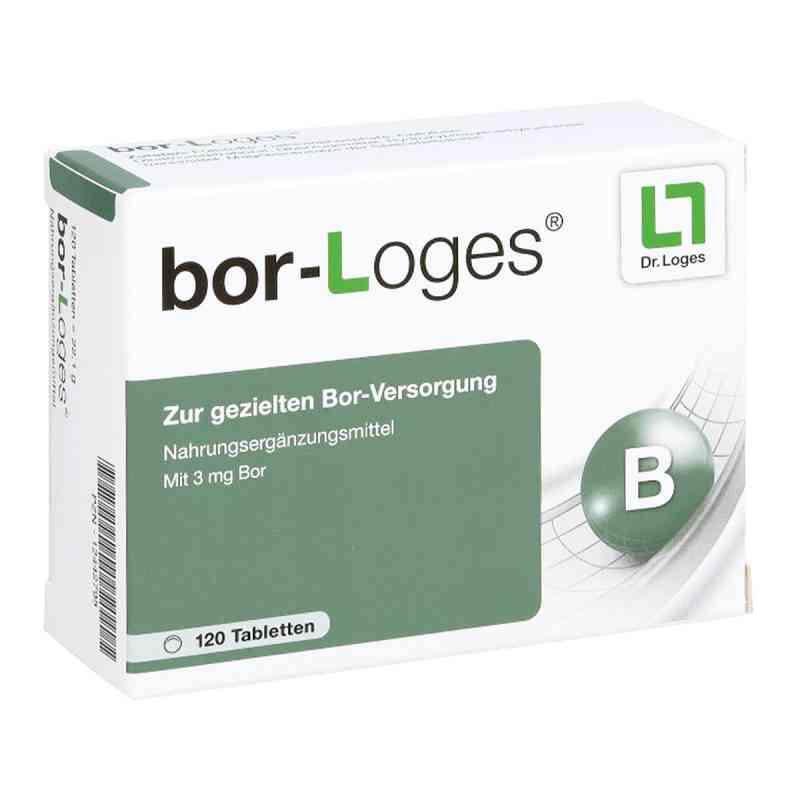 Bor-loges Tabletten bei apotheke.at bestellen