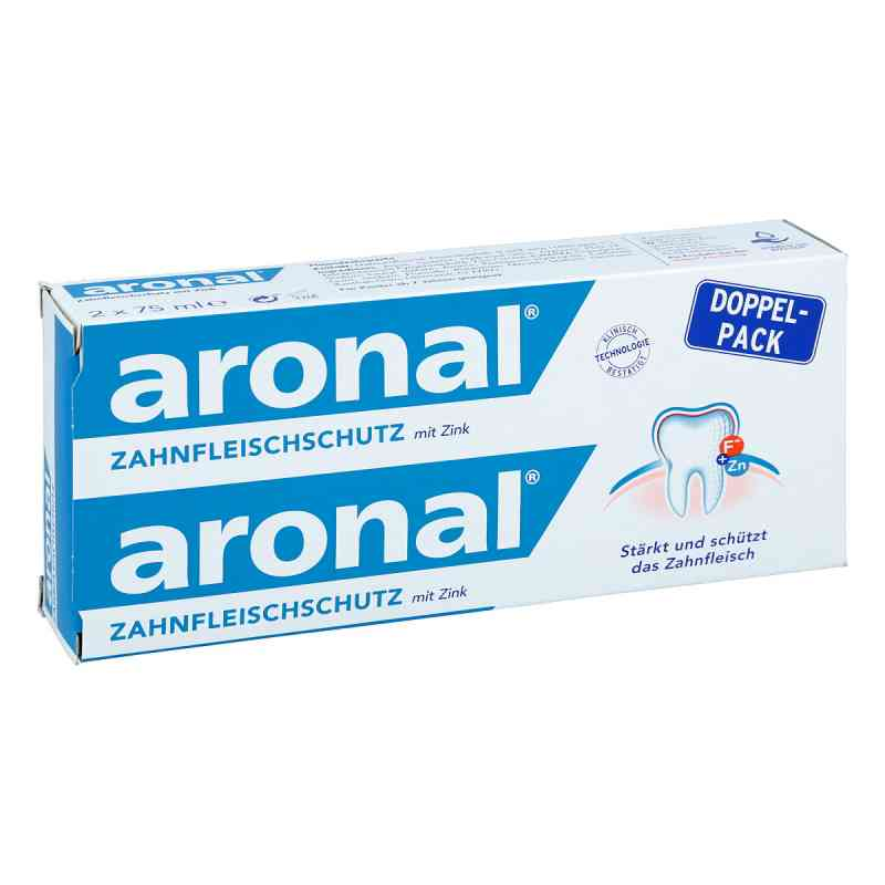 Aronal Zahnpasta Doppelpack bei apotheke.at bestellen
