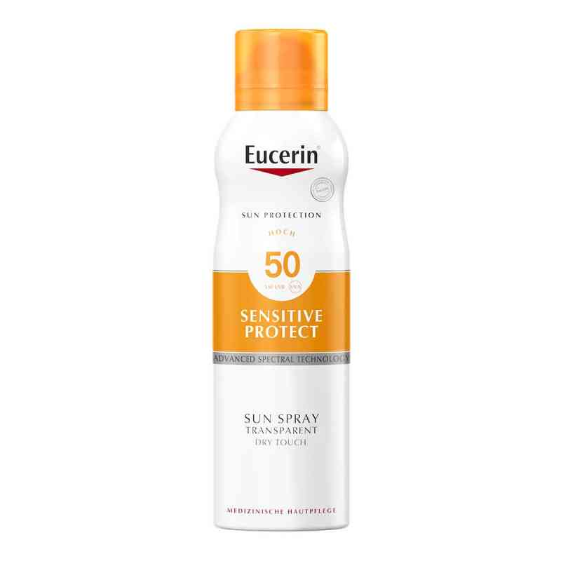 Eucerin Sun Spray Dry Touch Lsf 50 bei apotheke.at bestellen