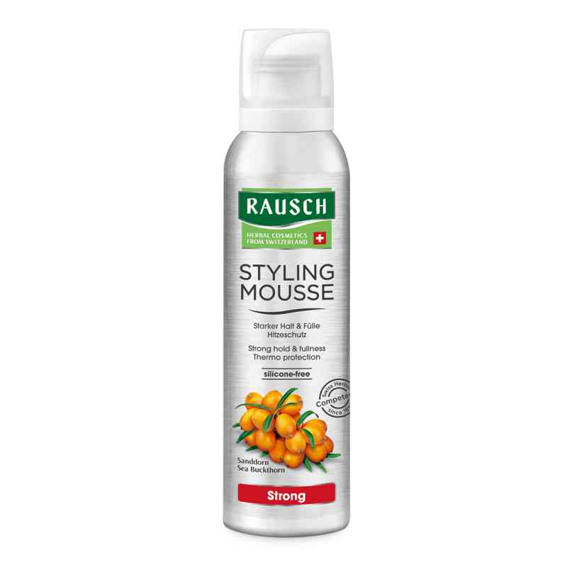 Rausch Styling Mousse strong Aerosol  bei apotheke.at bestellen