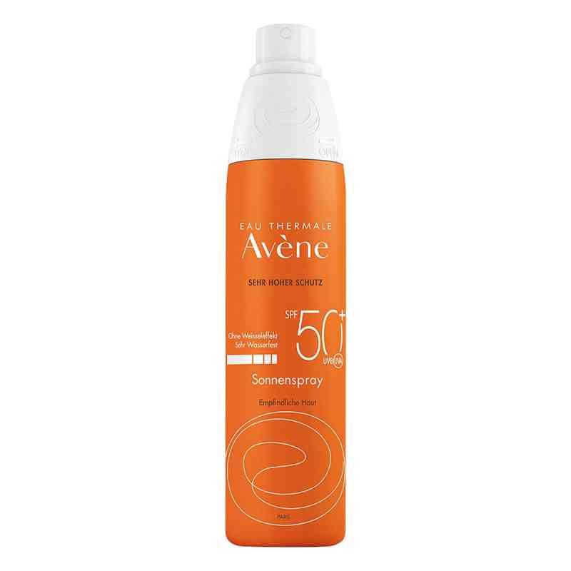 Avene Sunsitive Sonnenspray Spf 50+ bei apotheke.at bestellen