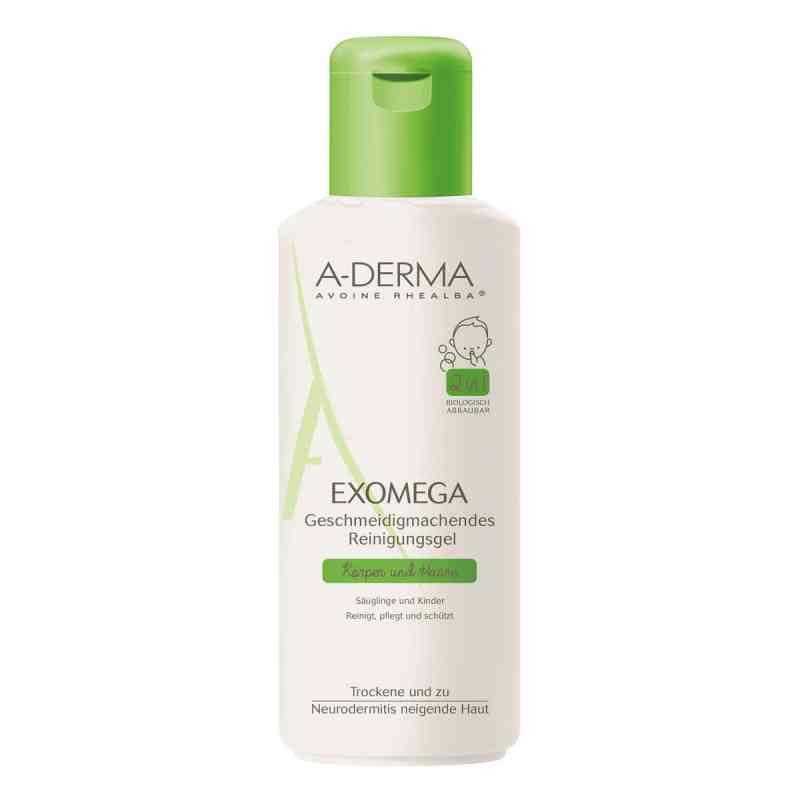 A-derma Exomega geschm.Reinigungsgel 2in1 bei apotheke.at bestellen