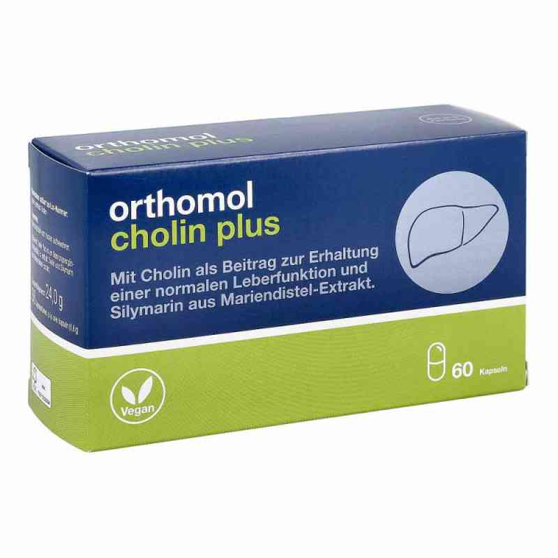 Orthomol Cholin Plus Kapseln  bei apotheke.at bestellen