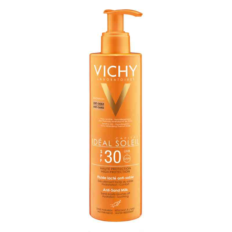 Vichy Ideal Soleil Anti-sand Fluid Lsf 30  bei apotheke.at bestellen