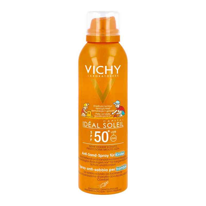 Vichy Ideal Soleil Anti-sand Lsf 50+  bei apotheke.at bestellen