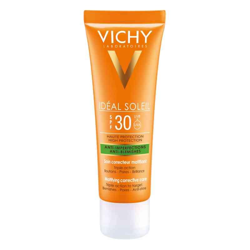 Vichy Ideal Soleil Anti Unreinheiten Lsf 30  bei apotheke.at bestellen