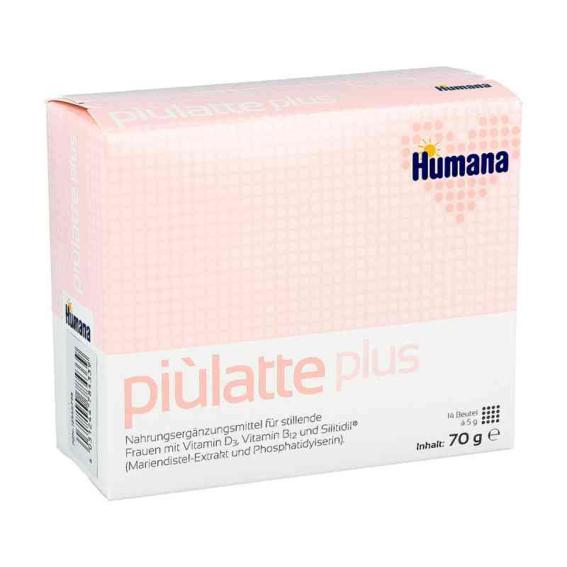 Piulatte plus Humana Pulver zur, zum Herst.e.Susp.z.Einn.  bei apotheke.at bestellen