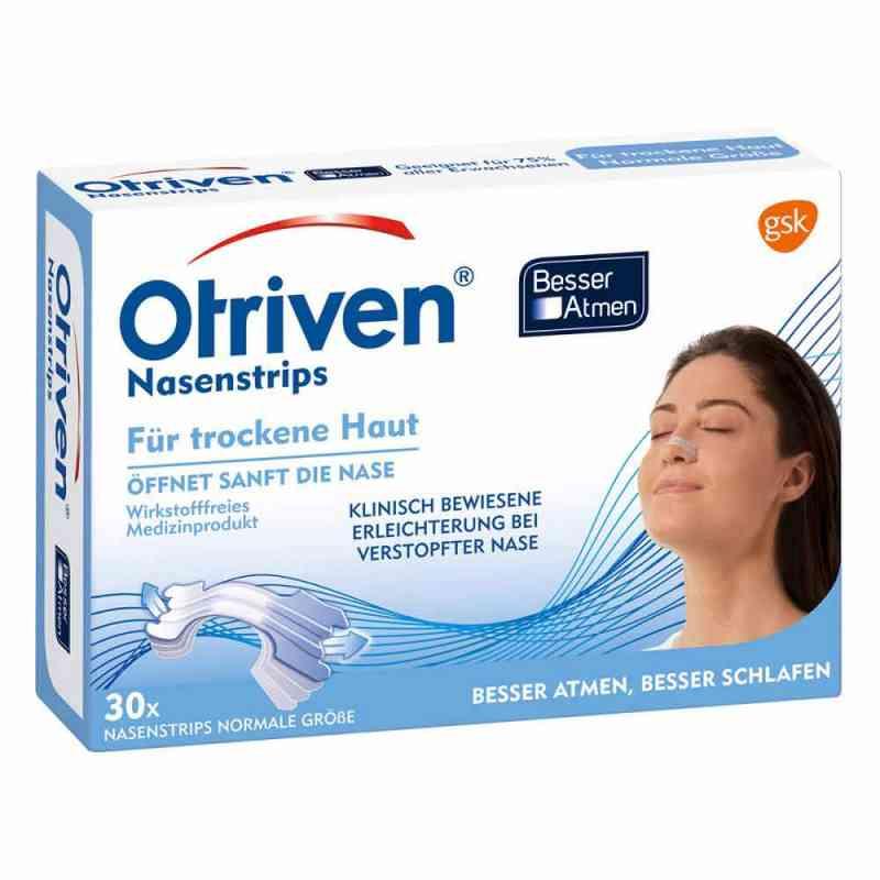 Otriven Besser Atmen Nasenstrips normal transparent   bei apotheke.at bestellen