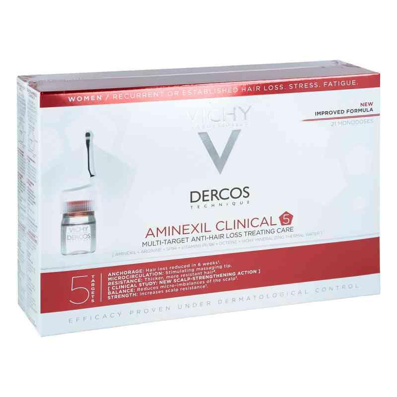 Vichy Aminexil Clinical 5 für Frauen  bei apotheke.at bestellen
