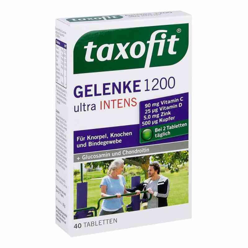 Taxofit Gelenke 1200 ultra intens Tabletten  bei apotheke.at bestellen