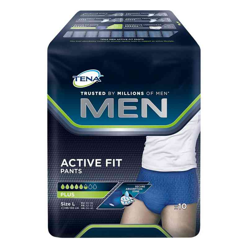 Tena Men Active Fit Pants Plus L  bei apotheke.at bestellen