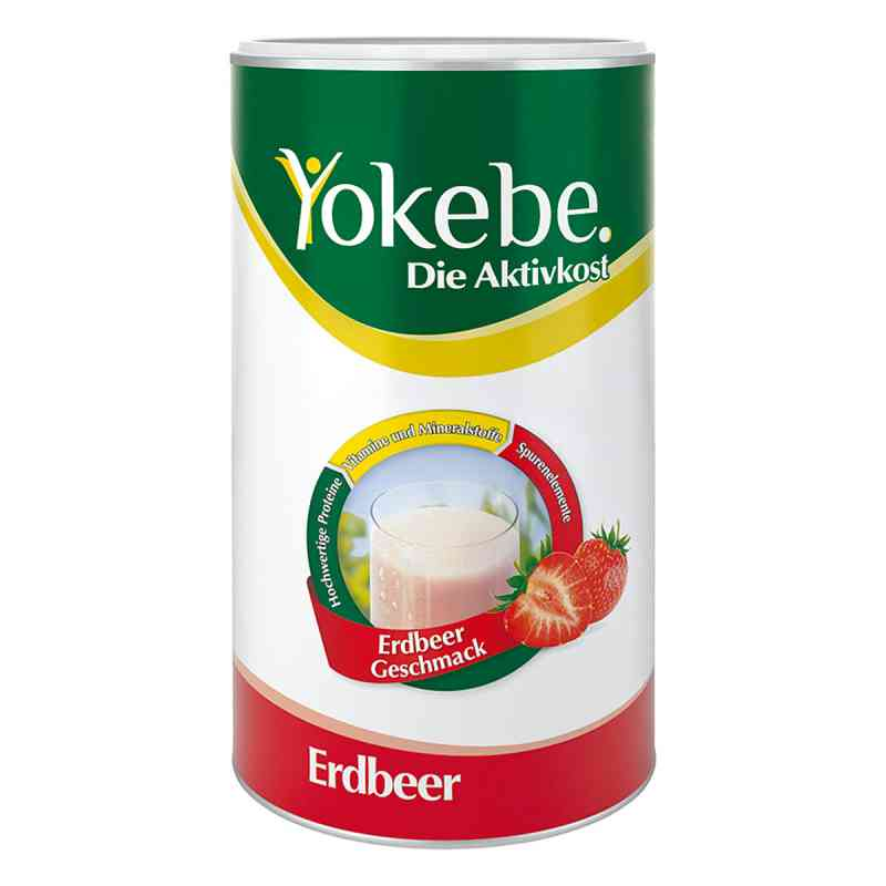 Yokebe Erdbeer Pulver  bei apotheke.at bestellen