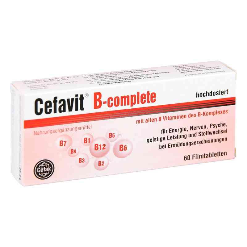 Cefavit B-complete Filmtabletten  bei apotheke.at bestellen