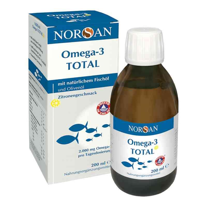 Norsan Omega-3 Total flüssig  bei apotheke.at bestellen