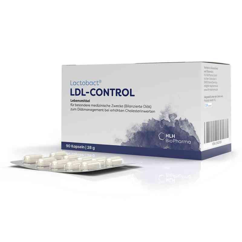 Lactobact Ldl-control magensaftresistente Kapseln bei apotheke.at bestellen