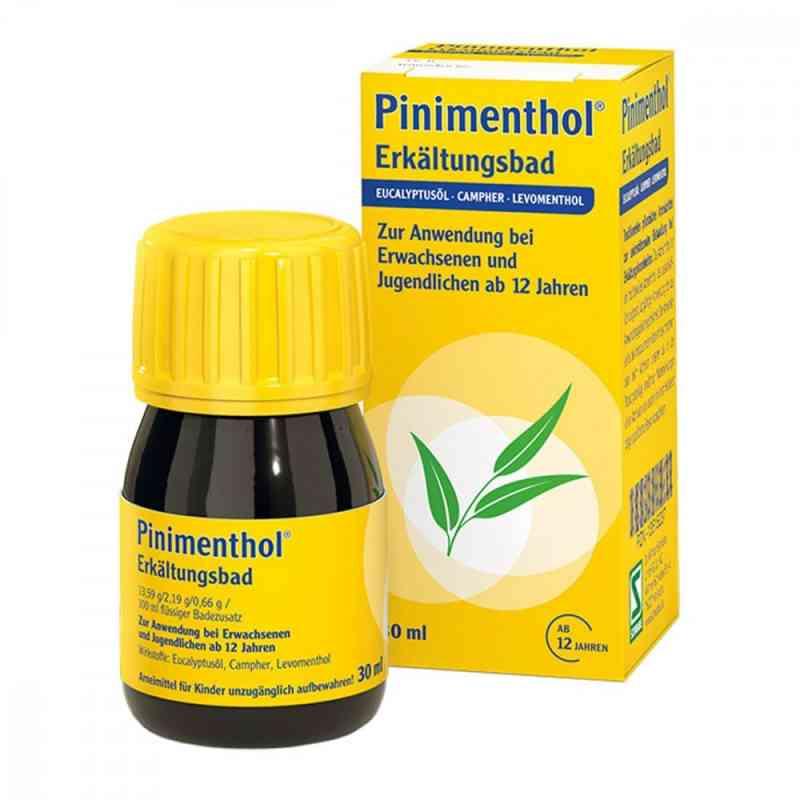Pinimenthol Erkältungsbad ab 12 Jahre  bei apotheke.at bestellen