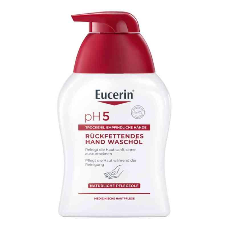 Eucerin pH5 Hand Wasch öl empfindliche Haut  bei apotheke.at bestellen