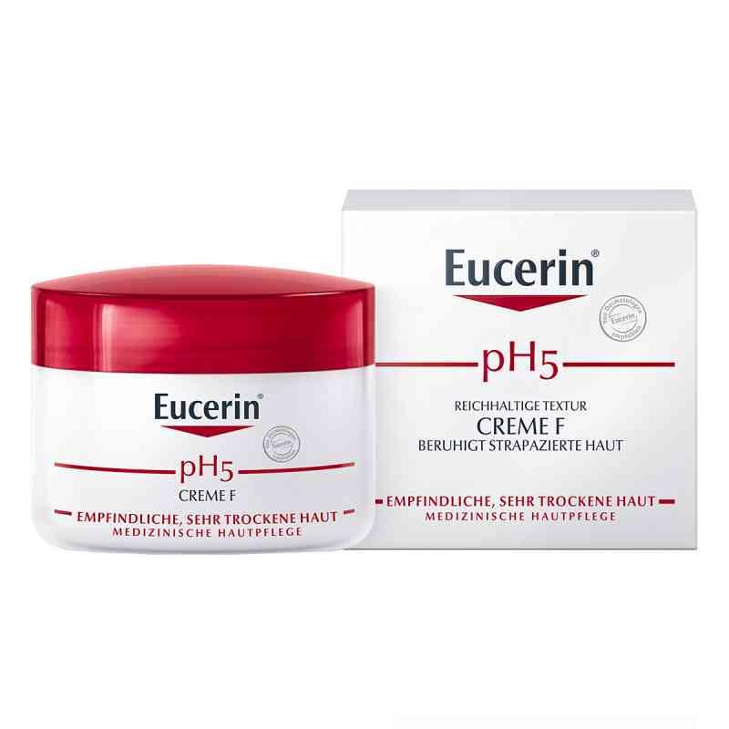 Eucerin pH5 Creme F empfindliche Haut  bei apotheke.at bestellen