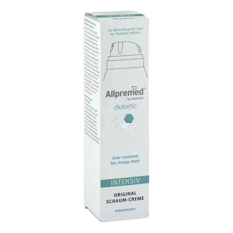 Allpresan® diabetic Intensiv Schaum-Creme