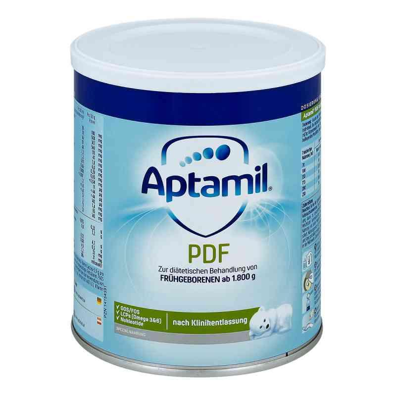 Aptamil Pdf Pulver 400 g von Nutricia GmbH PZN 14154391