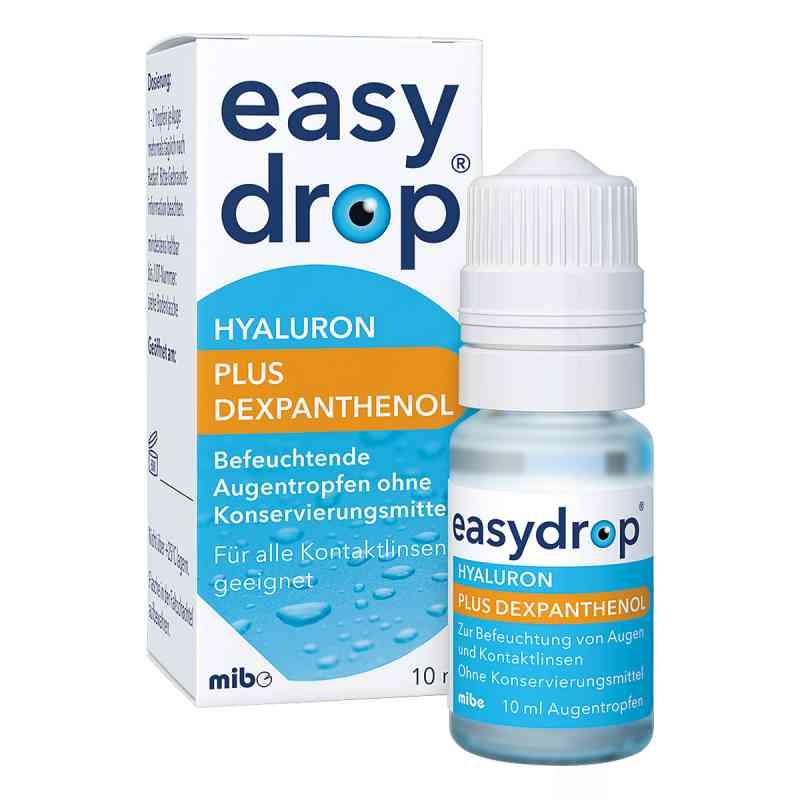 Easydrop Hyaluron plus Dexpanthenol Augentropfen  bei apotheke.at bestellen