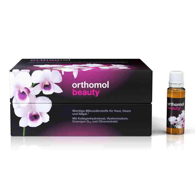 Orthomol beauty Trinkampullen  bei apotheke.at bestellen