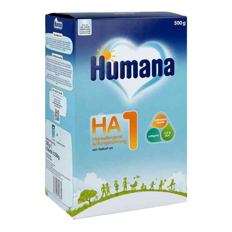 Humana Ha 1 Anfangsnahrung Pulver  bei apotheke.at bestellen