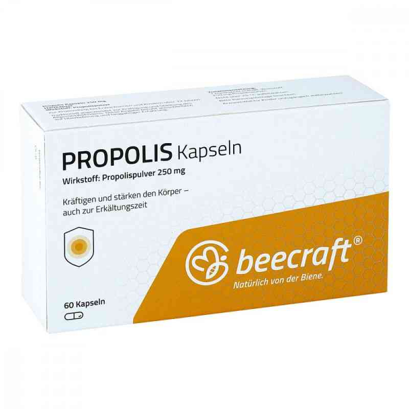 Beecraft Propolis Kapseln  bei apotheke.at bestellen