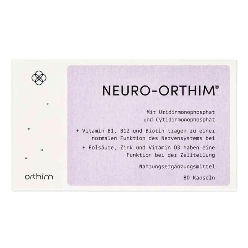 Neuro-orthim Kapseln  bei apotheke.at bestellen