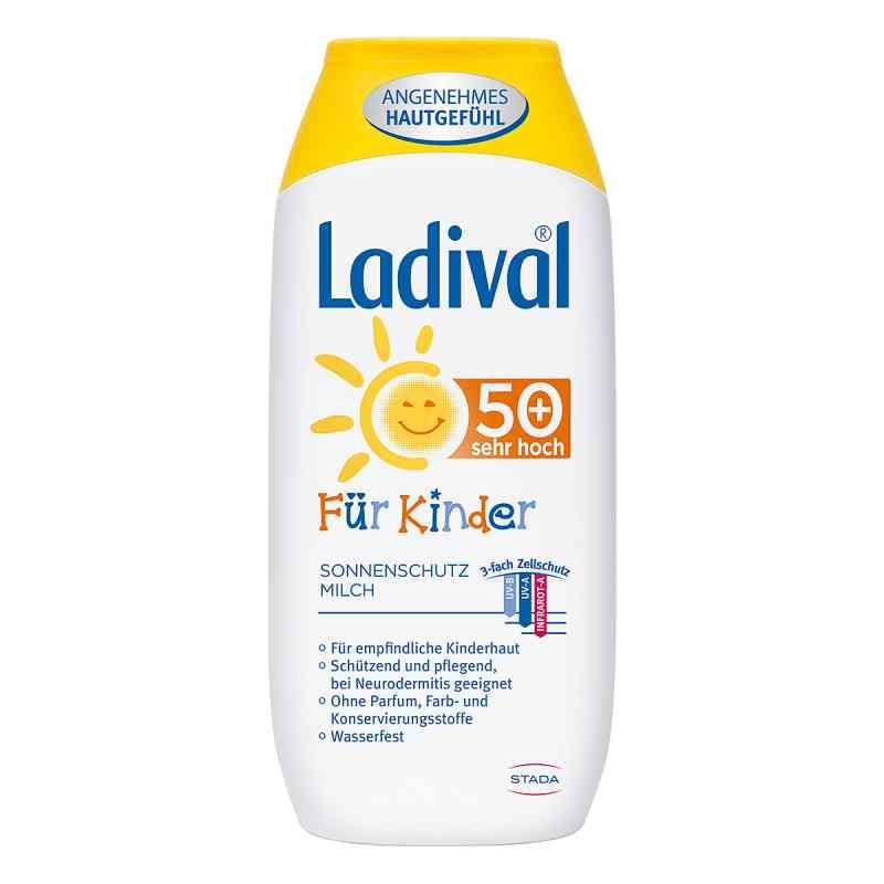 Ladival Kinder Sonnenmilch Lsf 50+  bei apotheke.at bestellen