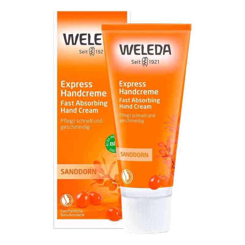 Weleda Sanddorn Express Handcreme  bei apotheke.at bestellen