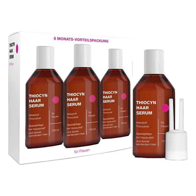 Thiocyn Haarserum Frauen 3x150 ml Vorteilspackung  bei apotheke.at bestellen