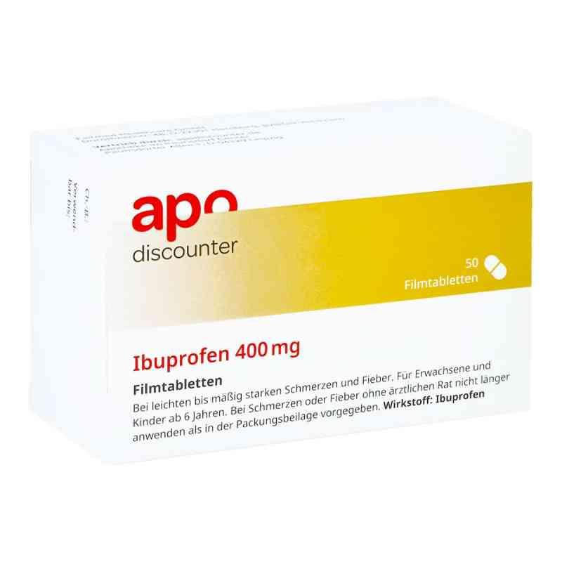 Ibuprofen 400 mg von apo-discounter Schmerztabletten  bei apotheke.at bestellen