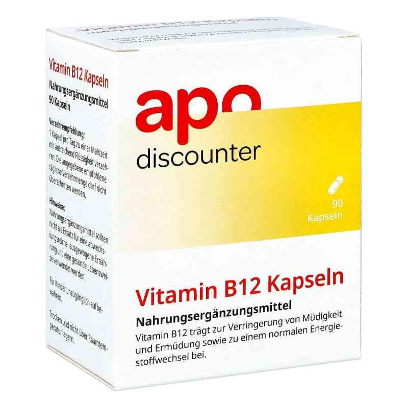 Vitamin B12 Kapseln von apo-discounter  bei apotheke.at bestellen