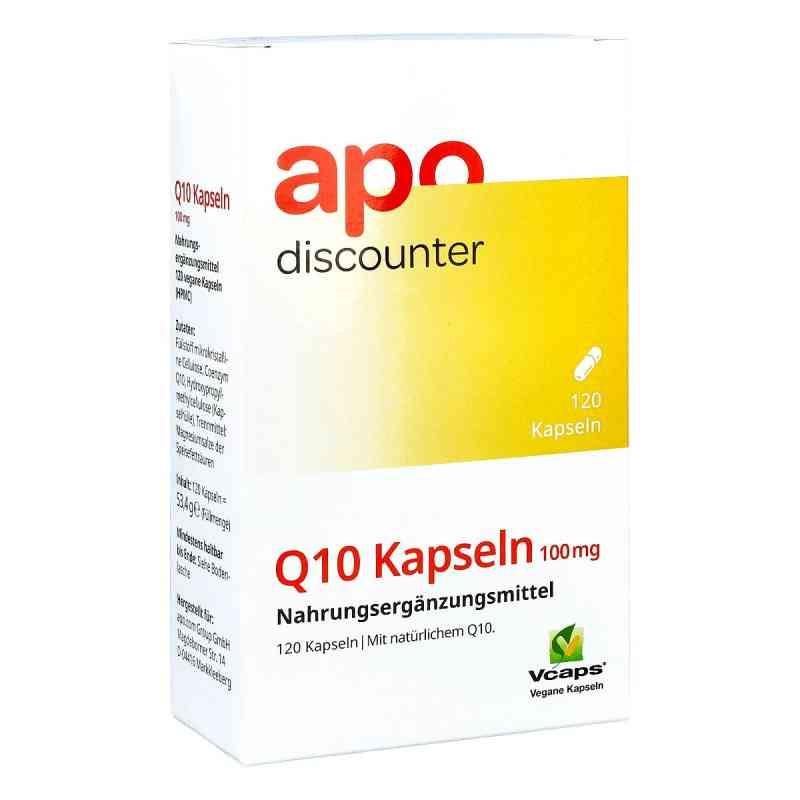 Q10 Kapseln 100 mg von apo-discounter  bei apotheke.at bestellen