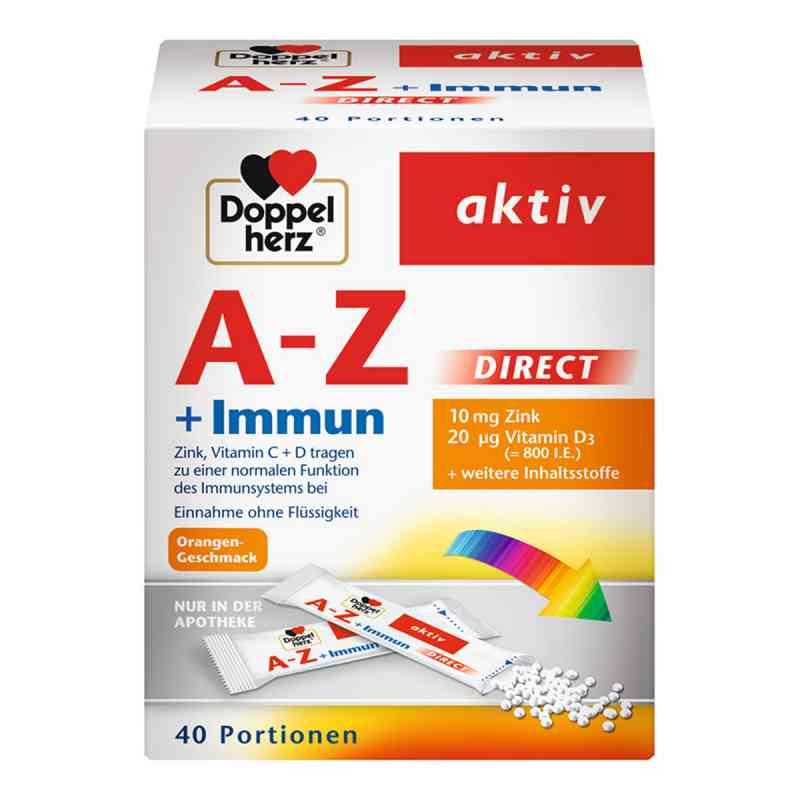 Doppelherz A-Z+immun Direct Pellets  bei apotheke.at bestellen